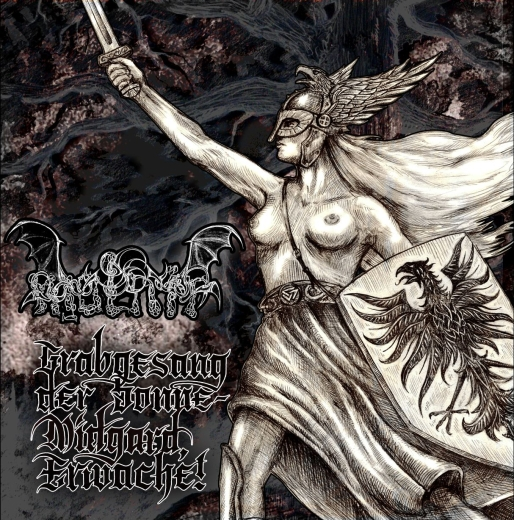 Mjölnir - Grabgesang der Sonne - Midgard, erwache! (CD)