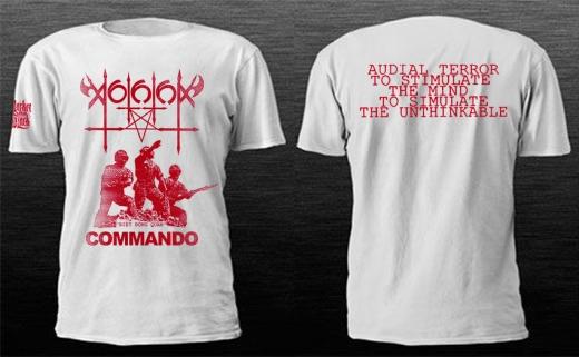 Vothana - Commando (TS)