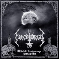 Necrostrigis - Werewolves of Moonlit Pentagram (CD)