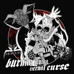 Abigail / Terror Cross - Burning Kamikaze / Eternal Curse (EP)