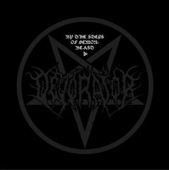 Devorator - By the Steps of Demon-Beast (2LP)