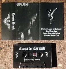 Zwarte Draak - Winds of Black Evil (CS)