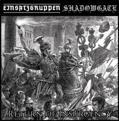 Einsatzgruppen / Shadowgate - Return Of Insurgency (LP)