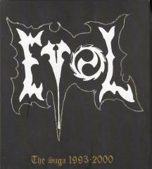 Evol - The Saga: 1993-2000 (4CD)